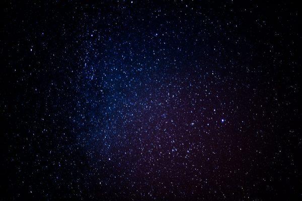 Urlaubspause Sternenhimmel